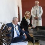 Photos: Benjamin Netanyahu gets a guided tour of Gujarat accompanied by PM Modi