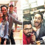 Bigg Boss 11 contestants Hina Khan, Priyank Sharma and Vikas Gupta's day out