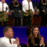 Deepika Padukone teaching James Corden the Lungi Dance will leave you in splits