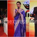 Akshay Kumar, Kangana Ranaut, Ranveer Singh and B-town biggies add glitter to an event in Mumbai