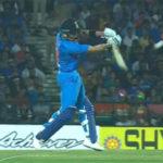 India vs England: Virat Kohli hits a breathtaking six, again