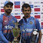 Yuzvendra Chahal, Virat Kohli rejoice at 'home' after thumping win over England