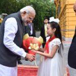 Instagram photo by Narendra Modi