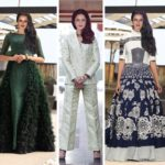 Rekha can rock any look. We play stylist to the evergreen diva. See pics