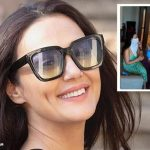 """""""Happy And Relieved,"""" Writes Preity Zinta After Third Negative COVID-19 Test In Dubai"""