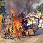 Tractor Burning Shows Public Anger: Amarinder Singh On India Gate Protest