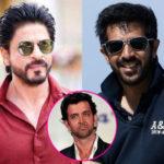 Not Hrithik Roshan, but Shah Rukh Khan will be in Kabir Khan's next