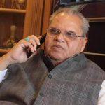BJP govt won't return to power if farmers' demands not met: Satya Pal Malik