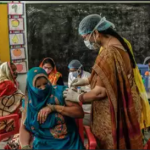 70 percent of India's adult population administered first dose of Covid-19 vaccine: Health minister Mandaviya