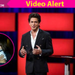 [Video] Shah Rukh Khan just reacted to the bizarre rumours of AbRam being Aryan's love child