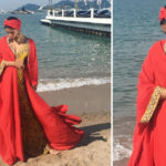 See what Sonam Kapoor wore on Day 6 of Cannes 2017