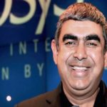 Infosys CEO Vishal Sikka's salary falls from Rs 48.73 cr to Rs 16.01 cr inFY17