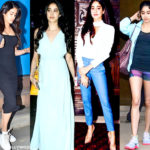 Top 6 style vibes to steal from Jhanvi Kapoor's book of style!