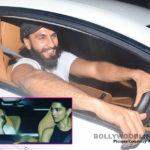 Ranveer Singh gifts himself an Aston Martin on his birthday; takes girlfriend Deepika Padukone on a romantic drive – view HQ pics