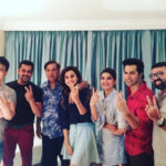 Varun Dhawan, Jacqueline Fernandez and Taapsee Pannu starrer Judwaa 2 wraps it's India schedule