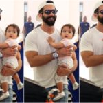 IIFA 2017! Shahid Kapoor daughter Misha looks like a puzzled PRINCESS on her first outing to New York! See Pics!