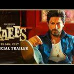 Shah Rukh Khan Raees Official Trailers