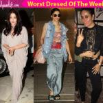 Aishwarya Rai Bachchan, Deepika Padukone, Kareena Kapoor Khan's DRAB fashion outings make it to BollywoodLife's Worst Dressed This Week list – view HQ pics