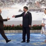 BRICS summit: Xi tells Modi 'healthy, stable' China-India ties necessary