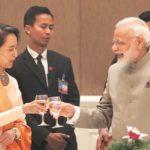 Share Myanmar's concern over Rakhine violence, says PM Narendra Modi