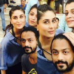 Kareena Kapoor Khan shoots for a dance number for Veere Di Wedding in Delhi! View PICS!