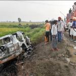 Lakhimpur Kheri violence LIVE Updates: UP govt pays Rs 45 lakh relief to all Lakhimpur Kheri victims, retd HC judge to probe case