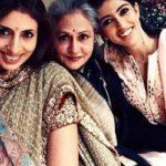 Amitabh Bachchan shares adorable photo of Jaya, Shweta and Navya Naveli