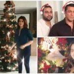 Christmas 2017: Akshay Kumar-Twinkle Khanna's happy dance to Salman Khan-Katrina Kaif's Santa love