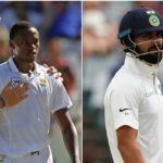 Kagiso Rabada tops Test bowlers' rankings, Virat Kohli down to third in batsmen's standings
