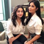 BFF Alert! Alia Bhatt & Katrina Kaif Are Giving Us Some Major Friendship Goals