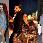 Arjun Kapoor chills with Kareena Kapoor at Malaika Arora's sister Amrita Arora's birthday bash. See pics